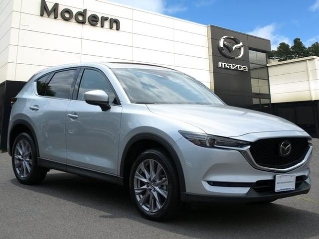Mazda Cx 5 Awd >> Certified Pre Owned 2019 Mazda Cx 5 Grand Touring Awd