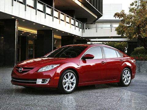 Pre-Owned 2009 Mazda6 i Touring