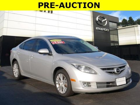Pre-Owned 2010 Mazda6 i Touring Plus