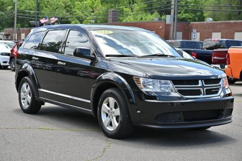 Pre-Owned 2013 Dodge Journey AVP