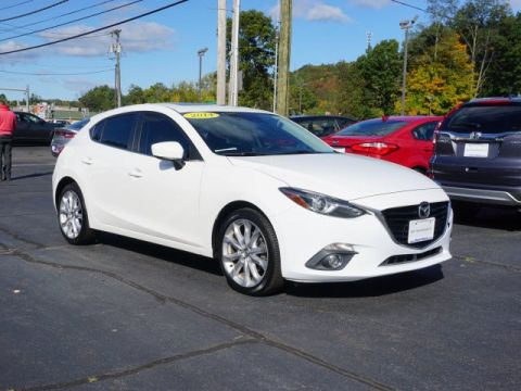 Certified Pre-Owned 2014 Mazda3 s Grand Touring