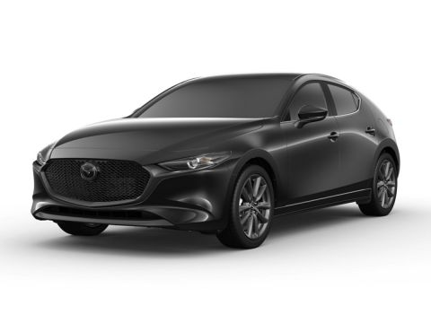 New 2019 Mazda3 Base w/Preferred Package