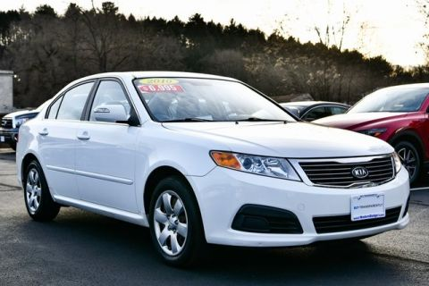 Pre-Owned 2010 Kia Optima LX